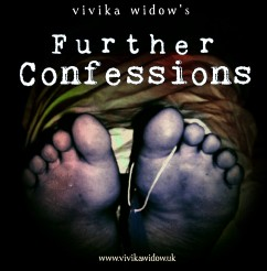FURTHERCONFESSIONS_vivikawidow_poster