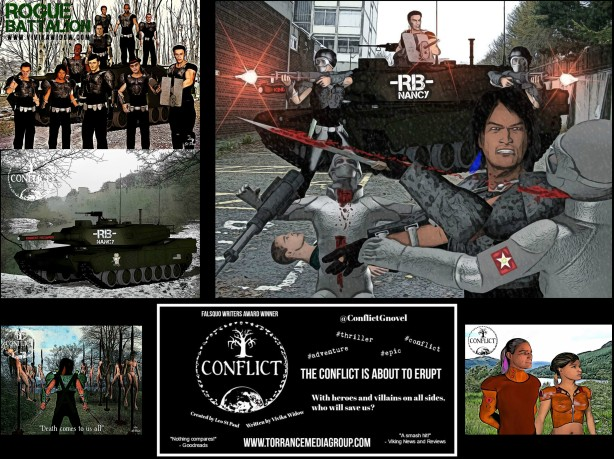 Conflict collage pic