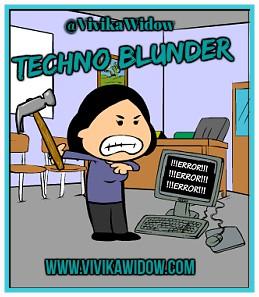 TECHNOBLUNDER_vivikawidow_poster